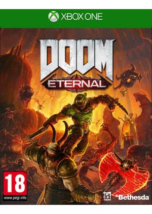 XBOX ONE Doom Eternal - GamesGuru