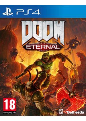 PS4 Doom Eternal - GamesGuru