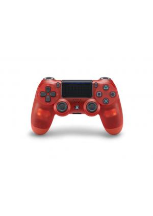 DualShock 4 Wireless Controller PS4 Red Crystal