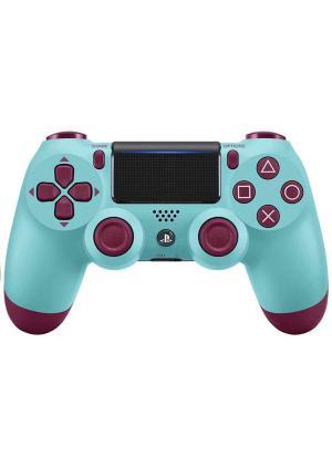 Dualshock 4 Wireless Controller PS4 Berry Blue - GamesGuru