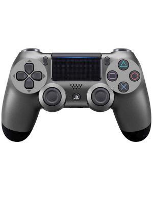 Dualshock 4 Wireless Controller PS4 Steel Black - GAMESGURU