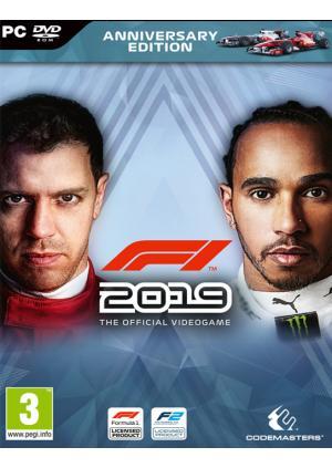 PC F1 2019 - Anniversary Edition- GamesGuru