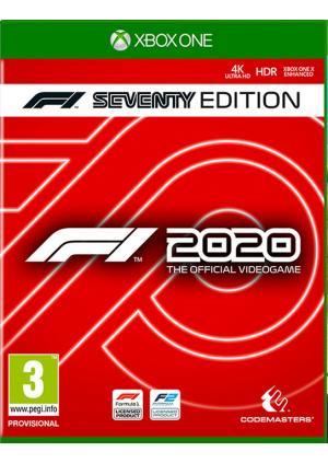 XBOXONE F1 2020 - Seventy Edition- GamesGuru