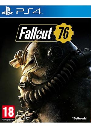 PS4 Fallout 76 - GamesGuru