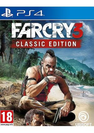 PS4 Far Cry 3 - Classic Edition - GamesGuru