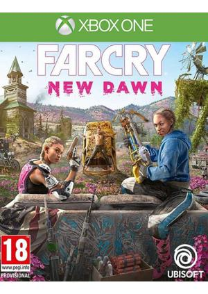 XBOX ONE FAR CRY NEW DAWN - GamesGuru