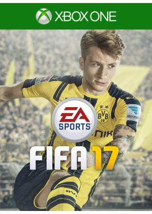 XBOX ONE FIFA 17- KORIŠĆENO
