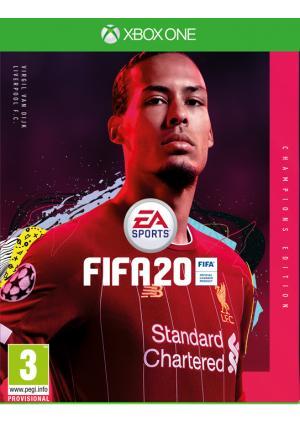 FIFA 20 CHAMPIONS EDITION - GAMES GURU - XBOX ONE