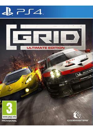 PS4 GRID - Ultimate Edition - GamesGuru
