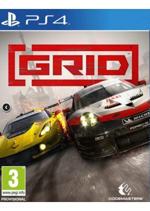 PS4 GRID - GamesGuru