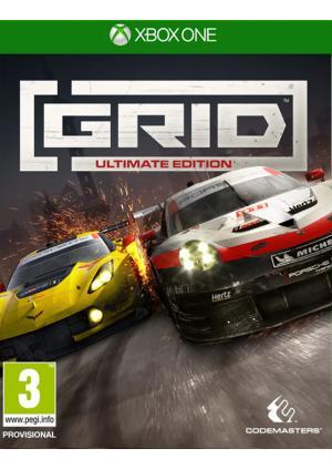 XBOX ONE GRID - Ultimate Edition - GamesGuru