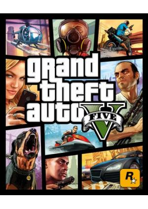 Grand Theft Auto V - PC - gamesguru.rs