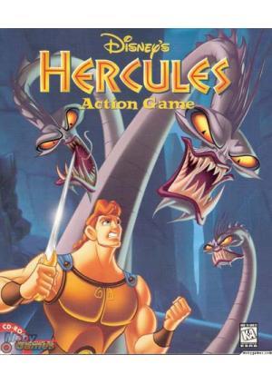 GamesGuru.rs - Herkules by Disney - Akcija-avantura - Igrica