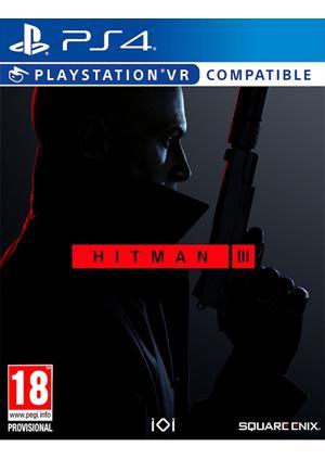 PS4 Hitman 3- GmaesGuru