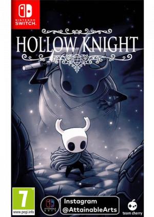 Switch Hollow Knight - GamesGuru