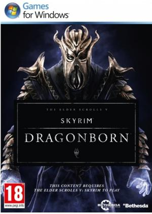 the elder scrolls V Skyrim: Dragonborn DLC