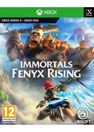XBOX ONE/XSX Immortals: Fenyx Rising - GamesGuru