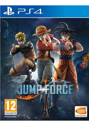PS4 Jump Force - GamesGuru
