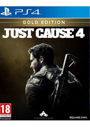 PS4 Just Cause 4 Day One Edition - Steelbook - GamesGuru