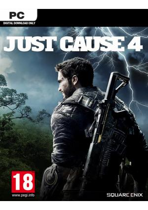 PC Just Cause 4 - GamesGuru