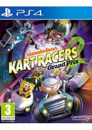 PS4 Nickelodeon Kart Racers 2: Grand Prix - GamesGuru