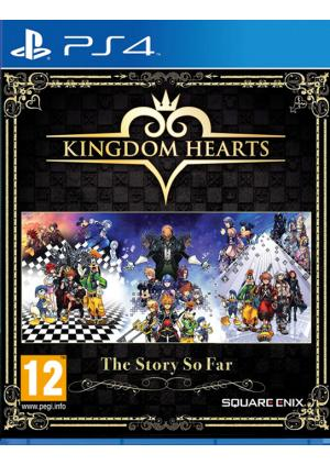PS4 Kingdom Hearts - The Story So Far - GamesGuru