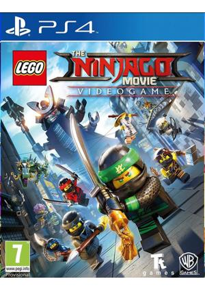 PS4 LEGO The Ninjago Movie Videogame - GamesGuru
