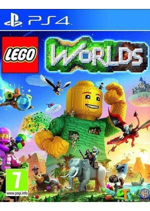 PS4 LEGO Worlds - GamesGuru