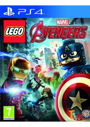 PS4 LEGO Marvel Avengers - GamesGuru