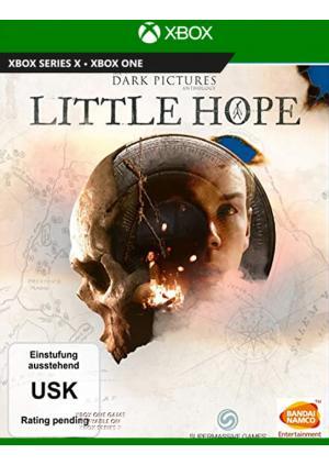 XBOX ONE The Dark Pictures: Little Hope - GamesGuru
