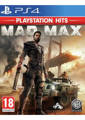 PS4 Mad Max Playstation Hits - GamesGuru