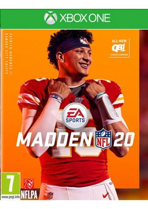 XBOX ONE Madden 20 - GamesGuru