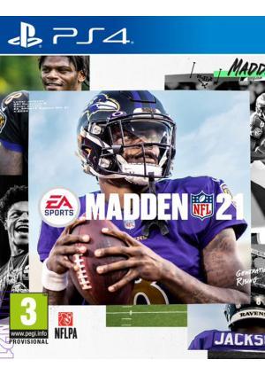 PS4 Madden 21 - GamesGuru