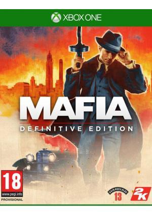 XBOXONE Mafia - Definitive Edition - GamesGurur