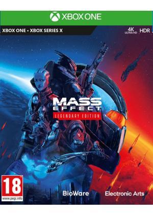 XBOX ONE Mass Effect: Legendary Edition - GamesGuru