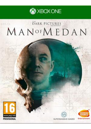 XBOX ONE The Dark Pictures: Man of Medan - GamesGuru