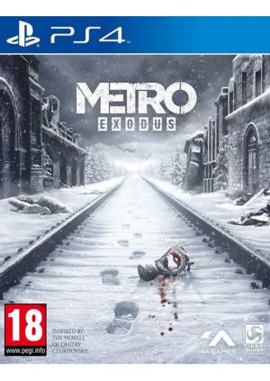 PS4 Metro Exodus - GamesGuru
