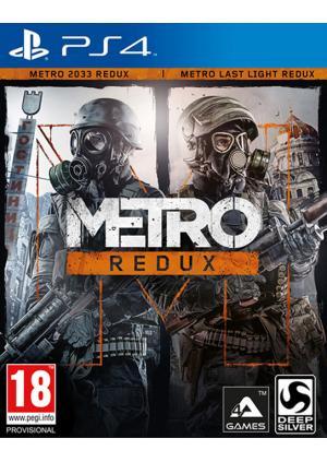 PS4 Metro Redux - Gamesguru