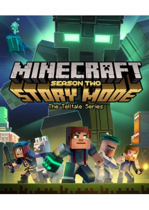 PC Minecraft Story Mode: Season Two