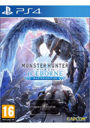 PS4 Monster Hunter World Iceborn Master Edition - GamesGuru