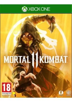 XBOX ONE Mortal Kombat 11 - GamesGuru