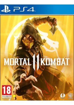 PS4 Mortal Kombat 11 - GamesGuru