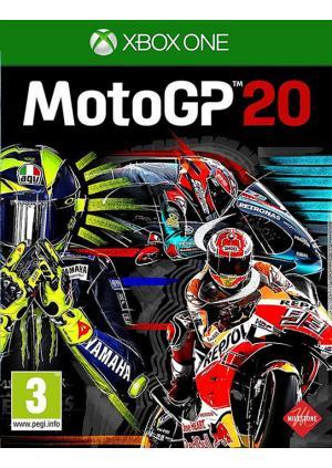 XBOX ONE MotoGP 20 - GamesGuru