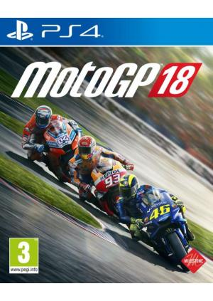 PS4 - MOTO GP 18