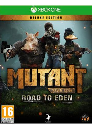 XBOX ONE Mutant Year Zero - Road to Eden Deluxe Edition - GamesGuru