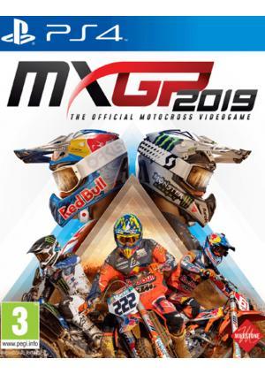PS4 MXGP 19 - GamesGuru