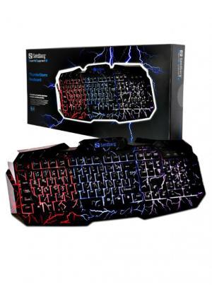 Sandberg Thunderstorm GAMING Tastatura