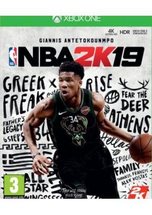 XBOX ONE - NBA 2k19