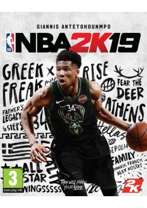 PC - NBA 2k19