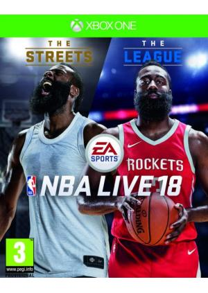 XBOX ONE NBA LIVE : THE ONE EDITION